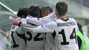 Legia wygrywa z Rumunami i awansuje