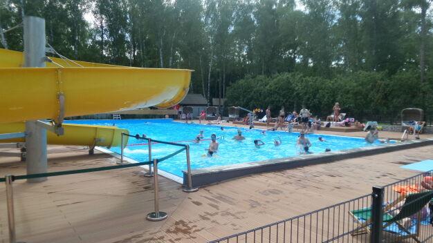 Powsin: można już korzystać ze zmodernizowanych basenów