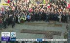 Apel pamięci przed Pałacem Prezydenckim