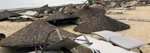 Gwałtowne burze w Grecji. Nie żyją turyści