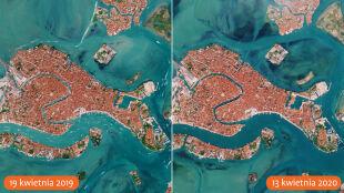 Jak epidemia COVID-19 zmieniła Wenecję