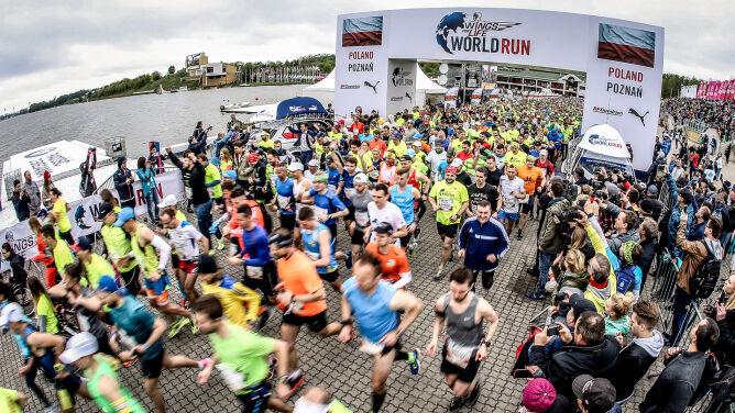 """""""Wings for Life World Run"""". 5 maja meta znów będzie gonić biegaczy"""
